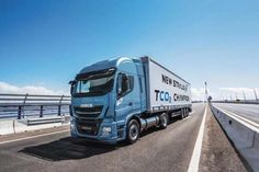 109 Iveco Stralis CNG trucks get to work in Madrid