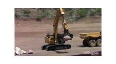Video: How Cat Got More Fuel Efficiency with its 336F Hybrid Excavator