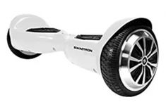 The New Entry Level Value Priced Self balancing Electric Hoverboard Perfect starter Hands Free Personal Transporter for Kids and Adults White * You can find out more details at the link of the image. Kids Scooter, Good And Cheap, Electric Scooter, Entry Level, Traveling By Yourself, Round Sunglasses, Best Gifts, Just For You, Bike