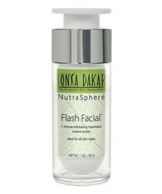 Flash Facial by Sonya Dakar