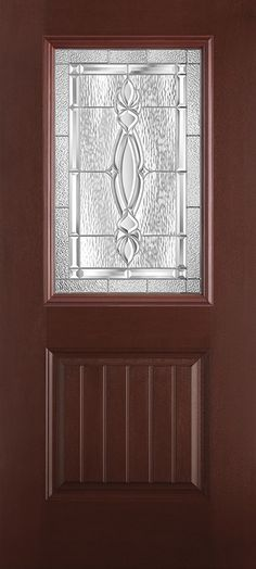Our full line of vistagrande smooth fiberglass doors is Belleville fiberglass doors