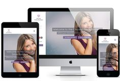 New Dental Website Design #ResponsiveWebsite