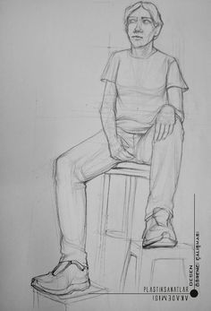 Human Figure Sketches, Human Figure Drawing, Figure Drawings, Figure Sketching, Pencil Drawing Pictures, Pictures To Draw, Pencil Drawings, Space Drawings, Art Drawings