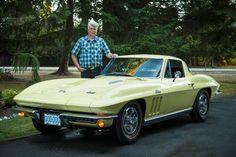 Collector Classics: 1966 'Tanker' Corvette   Credit: Alyn Edwards