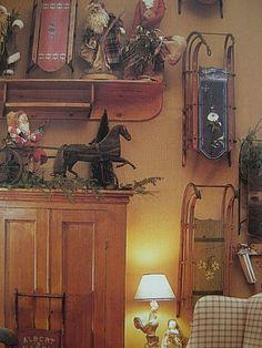 LITTLE SLEDS - HORSE