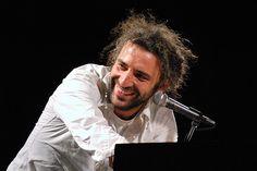 Stefano Bollani  Italian jazz pianist
