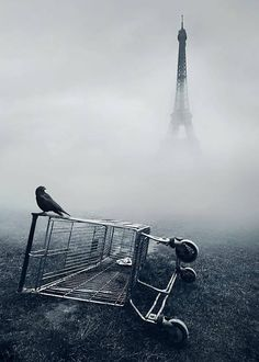 Les ténèbres parisiennes ...