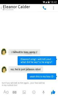 Eleanor i miss you