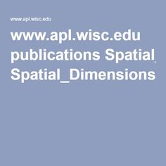 www.apl.wisc.edu publications Spatial_Dimensions_of_Race_Inequality_GSS_2015.pdf