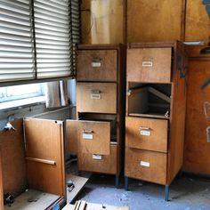 altes büro #lostplace