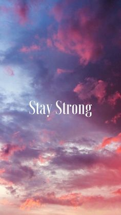 Trust God and Stay Strong! Trust God and Stay Strong! Phone Wallpaper Quotes, Cute Wallpaper Backgrounds, Pretty Wallpapers, Wallpaper Desktop, Screen Wallpaper, Positive Wallpapers, Inspirational Wallpapers, Inspirational Quotes, Strong Quotes