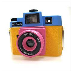 Brand NEW Candy B HOLGA 120 GCFN 120GCFN lomo lomography camera (6x6 incld.)