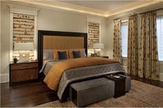 Chic Fall Home Decor Ideas - Fall Bedroom