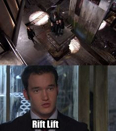Ianto: captain of handing out Dr. Suess-like names to everyday objects in Torchwood.