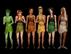 I uploaded these to GOS for the Naturally Nature theme, but since GOS is down today I'm going to cross post them here. These have both morphs and are enabled for all categories for both AF and EF as with the original plantsim tunic. DOWNLOAD PLANTSIM DRESS CUSTOM ( ETA: There was a mixup with…