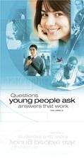 'QUESTIONS YOUNG PEOPLE ASK—ANSWERS THAT WORK, Volume 2' - This e-book will share true-life experiences of young people just like yourself, as they successfully handle everyday problems by applying the Bible's guidance. Topics discussed: the opposite sex, life changes, friendship issues, school and your peers, money matters, your parents, your feelings, recreation, and your spiritual growth. Download your personal copy to read in PDF.