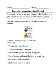 Using Commas In A Series Worksheets Pdf Grammarpng   Educational Ideas  Pinterest  Nouns  Comparing Functions Worksheet with Teaching Adjectives Worksheets Pdf Circling Possessive Pronouns Worksheet Part  Beginner Define Worksheets Excel
