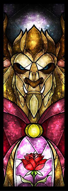 The Beast by Mandie Manzano