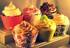 @Vanessa    Open a cupcakery with my best friend.