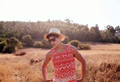 A fedora hat can complete any summer look this season!
