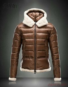 e41c78d6b361 2013 New Moncler Down Manteau Hommes 2013 Style MARRON Moncler, Classy  Women, Quilted Jacket