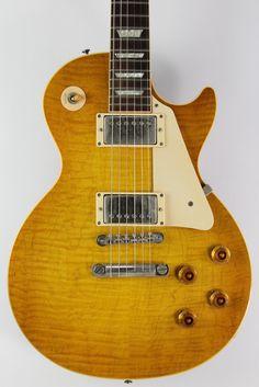 Gibson Custom Shop '58 Reissue Les Paul Historic R8 1997 Lemon Burst