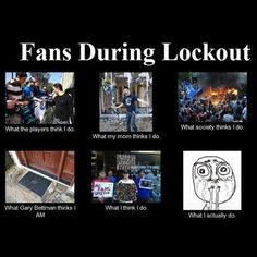 During Lockout...