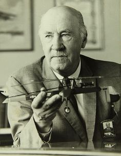 May 3, 1923: The Sikorsky Aero Engineering Corporation is formed by Igor Sikorsky at a Long Island chicken farm.