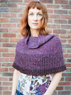 Knit accessories with the beautiful patterns you'll find here! Annie's has patterns for knitted scarves, knit shawls, knitted gloves & more! Knitted Gloves, Knitted Shawls, Knit Cowl, Knit Crochet, Knitting Patterns, Crochet Patterns, Capelet, Knitting Accessories, Cowls