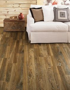 Malibu Attached Pad Laminate Flooring 18 73 Sq Ft Ctn At Menards