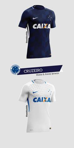 b34c570471 Nike Brasileirão Série A 2017 Concept Jerseys