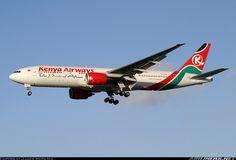 Boeing 777-2U8/ER - Kenya Airways | Aviation Photo #1165929 | Airliners.net