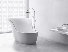 mini bathtubs shower marmorin jena 2 Mini Bathtub and Shower Combos for Small Bathrooms