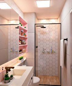 Interior Living Room Design Trends for 2019 - Interior Design Bathroom Design Small, Bathroom Interior Design, Design Kitchen, Kitchen Interior, Modern Interior, Bathroom Ideas, Home Room Design, House Design, Dressing Room Design
