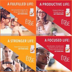 A ton of people are asking for info about our new product #Edge (you know, the one that crashed the website!!) Here is an informative Q&A:   Q: What sets #Plexus EDGE™ apart from other energy products? A: EDGE gives you healthy, sustained #energy. It gets to work fast, improving focus, concentration, mood and outlook without the sugar crash associated with other energy products. What makes EDGE truly unique is its exclusive, clinically tested ingredients - energy-boosting T