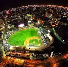 Southwest University Park, home of the AAA Chihuahuas, farm team of the San Diego Padres.  It is located in downtown El Paso, Texas