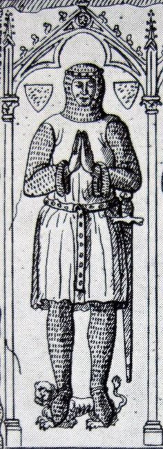 Henri I, Count of Eu, 1140, Foucarmont Abbey, Foucarmont, Seine-Maritime, France