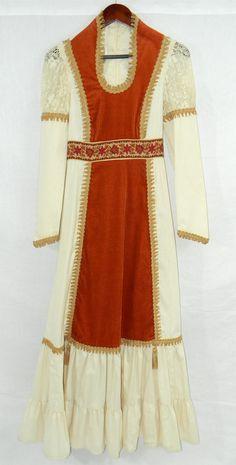 Vintage 70s Gunne Sax Dress Jessica San by PinkCheetahVintage,