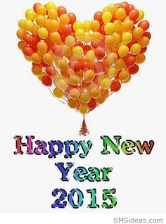 Funny Happy new year 2015 photo