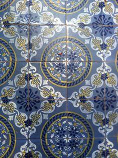 Sicilian tiles