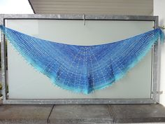 Ravelry: Sunray Shawl pattern by Anna Véron