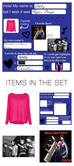 """""""About me :)"""" by abbyvg-99 on Polyvore featuring art"""