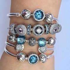 Make one special photo charms for you, 100% compatible with your Pandora bracelets.  my favourite colour....