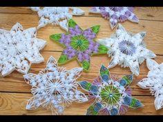 Quilling  -  Blüte aus Papier selbermachen - YouTube