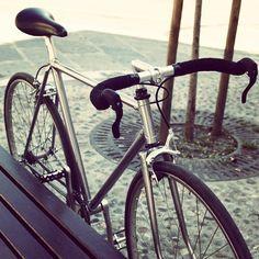 iltonyco - #FRandthecity #cromo #bike #singlespeed #milano