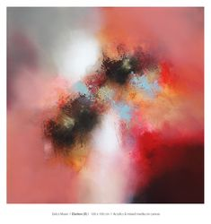 """Eelco Maan I """"Elation II"""" I 100 x 100 cm Available at Galerie 713 / Knokke / Belgium #contemporaryart #abstracts #abstractpainting #abstract #fineart #modern art #painting #colorfull Abstract Paintings, Abstract Art, Belgium, Modern Art, Artwork, Work Of Art, Auguste Rodin Artwork, Abstract Drawings, Artworks"""
