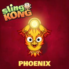 I got Phoenix! #SlingKong http://onelink.to/slingkong