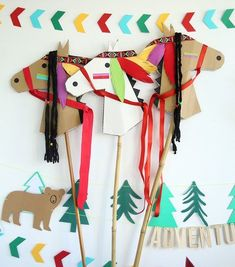 Discover recipes, home ideas, style inspiration and other ideas to try. Diy Crafts To Sell, Craft Projects, Crafts For Kids, Arts And Crafts, Bug Crafts, Anniversaire Cow-boy, Indian Crafts, Indian Diy, Indian Party