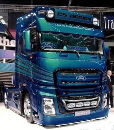 The power house is back Ford Trucks, Big Rig Trucks, New Trucks, Diesel Trucks, Pickup Trucks, Customised Trucks, Custom Trucks, Old Lorries, Freightliner Trucks