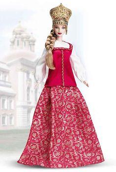 Barbie Princess of Imperial Russia